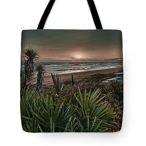 Sunrise Picnic Tote Bag