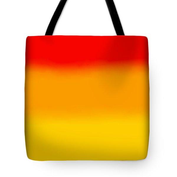 Sunrise - R Block Tote Bag