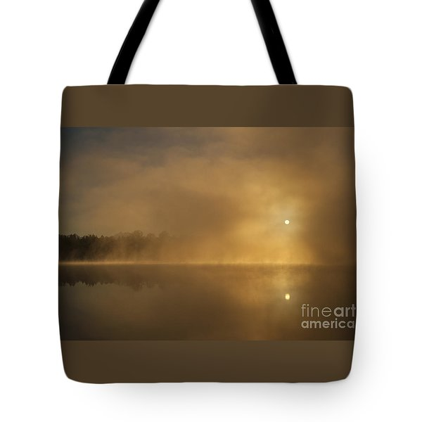Sunrise Relections Tote Bag