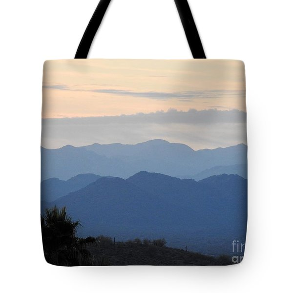 Sunrise Series #7 Tote Bag