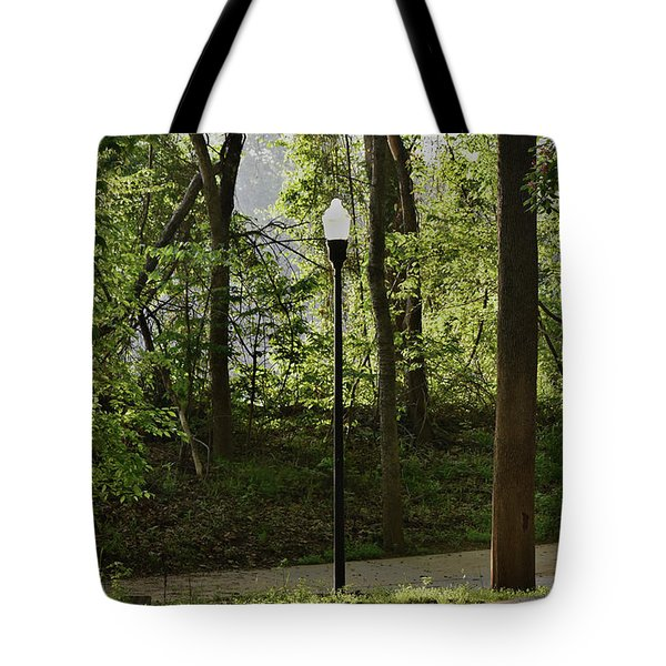 Tote Bag featuring the photograph Sunrise Service by Skip Willits
