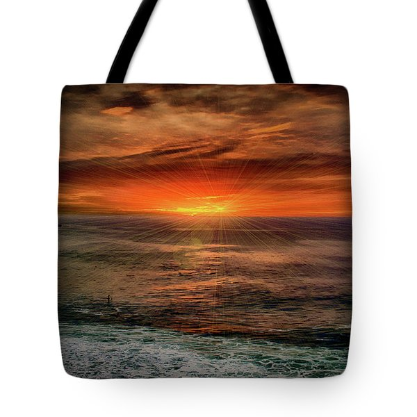 Sunrise Special Tote Bag by Joseph Hollingsworth
