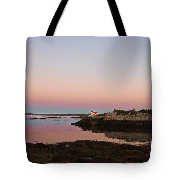 Sunrise Spillover Tote Bag