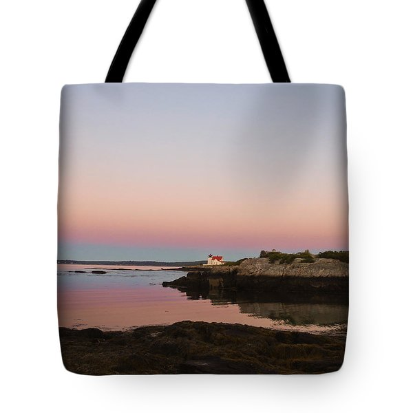 Sunrise Spillover Tote Bag