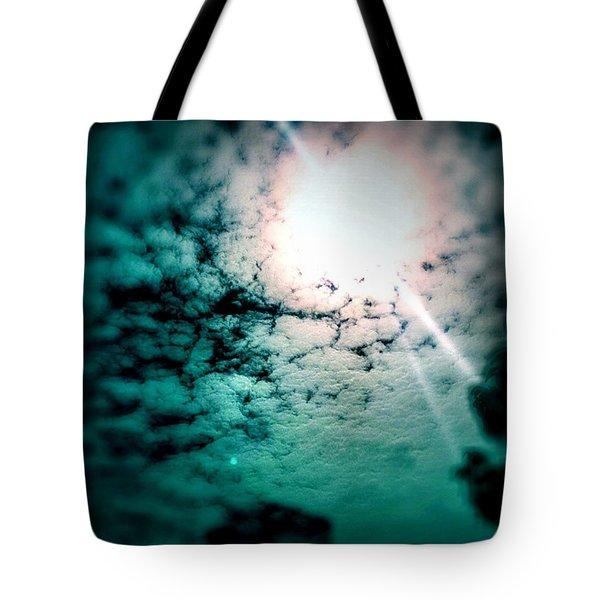 #sunrise #sun #tagsforlikes.com #tflers Tote Bag