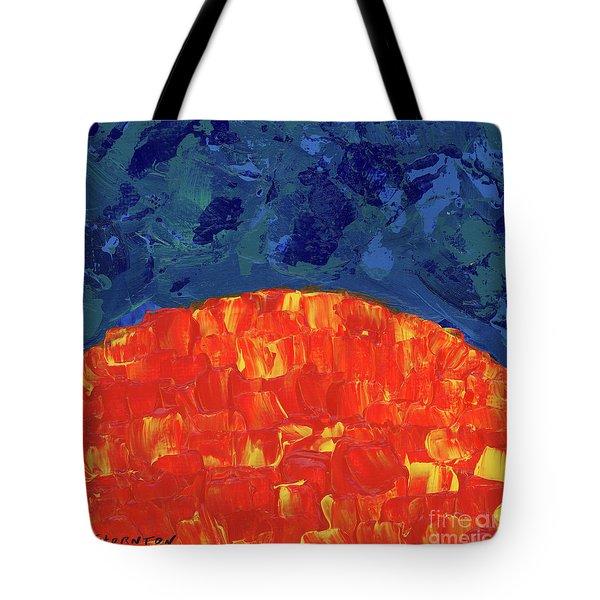 Sunrise Sunset 6 Tote Bag