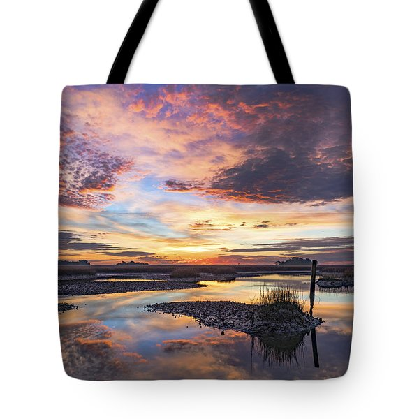 Sunrise Sunset Image Art - Oh Happy Days Tote Bag