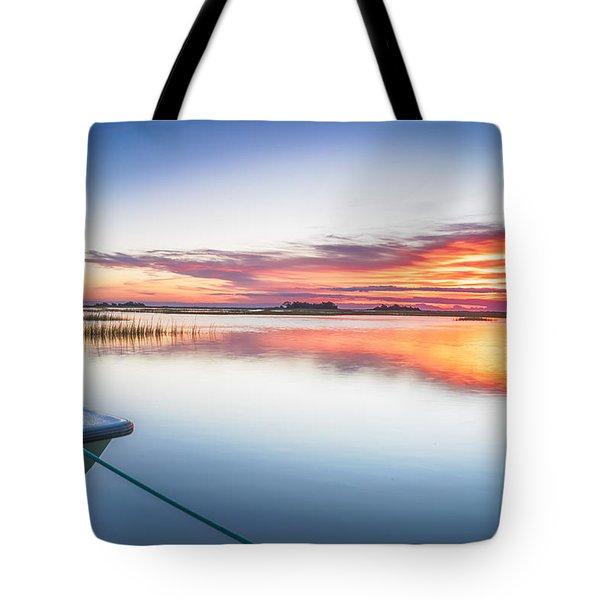 Sunrise Sunset Image Art - Thanksgiving Tote Bag