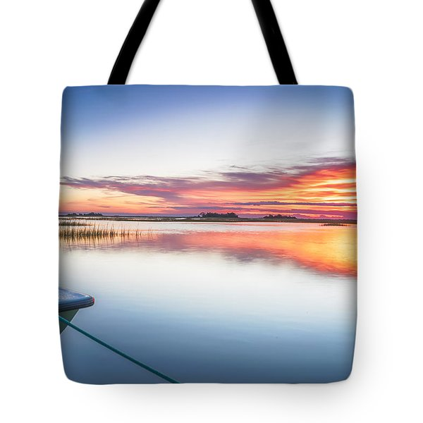 Sunrise Sunset Image Art - Thanksgiving Tote Bag