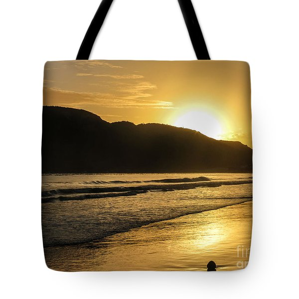 Sunrise Surprise Tote Bag