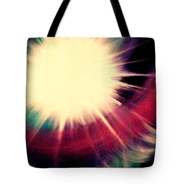 Sunrise Symphony Tote Bag