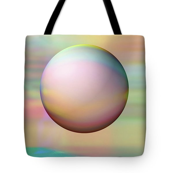 Sunrise Visitor Tote Bag