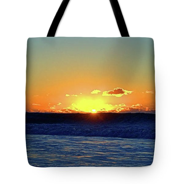 Sunrise Wave I I I Tote Bag