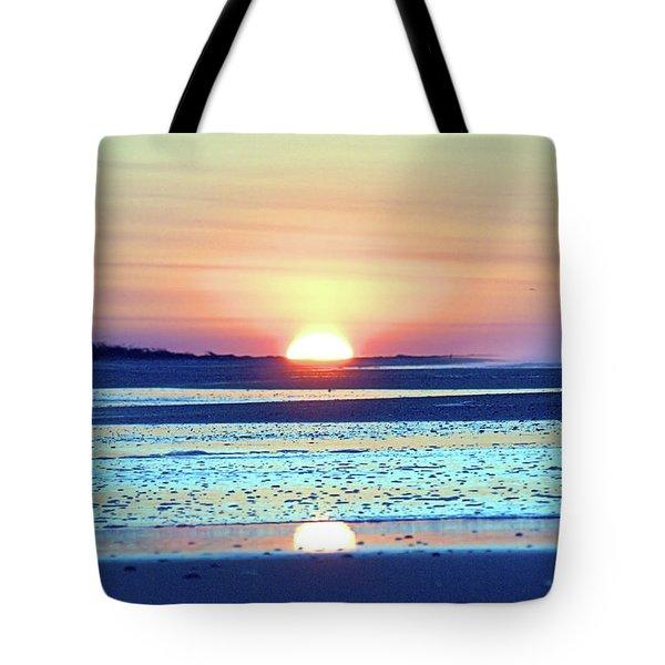 Sunrise X I V Tote Bag