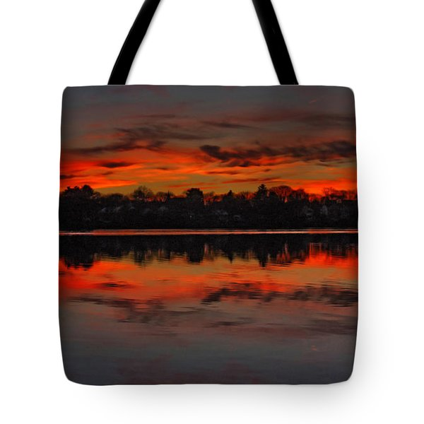 Sunset #1 Tote Bag