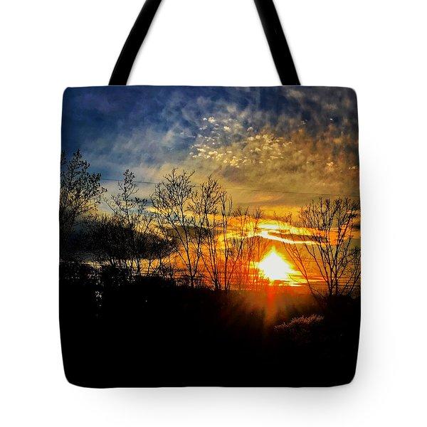 Sunset #1 Tote Bag