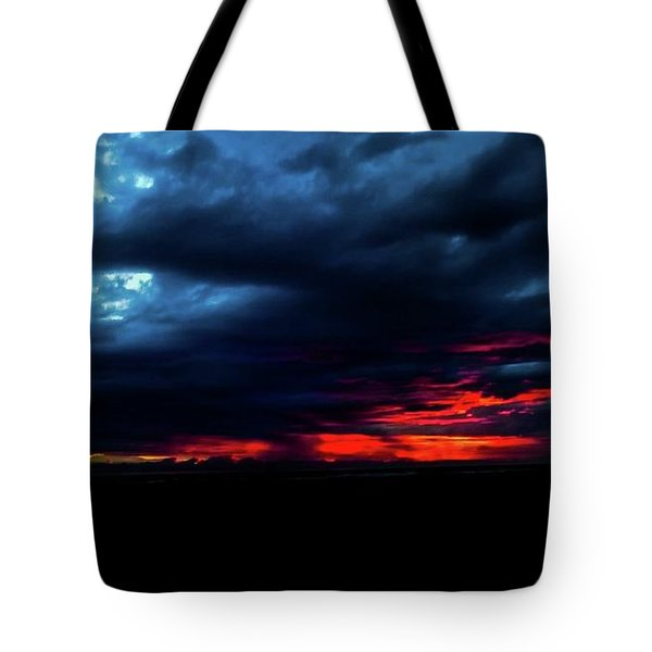 Sunset #10 Tote Bag
