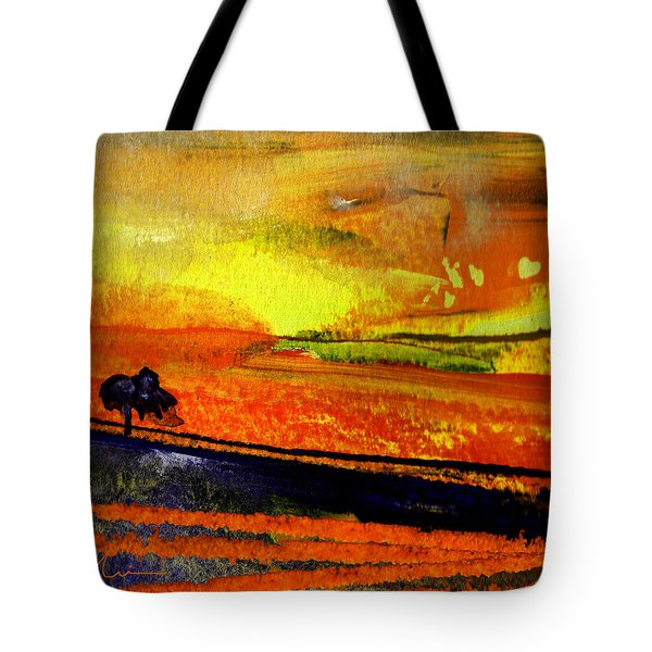 Sunset 15 Tote Bag