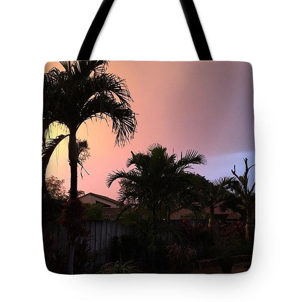 Sunset 2 Tote Bag