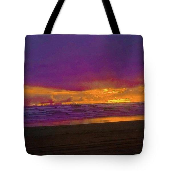 Sunset #3 Tote Bag