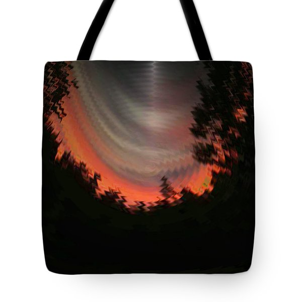 Sunset 3 Tote Bag by Tim Allen