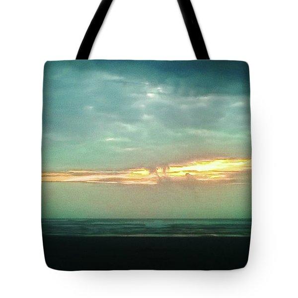 Sunset #4 Tote Bag