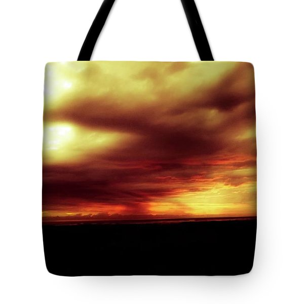 Sunset #6 Tote Bag