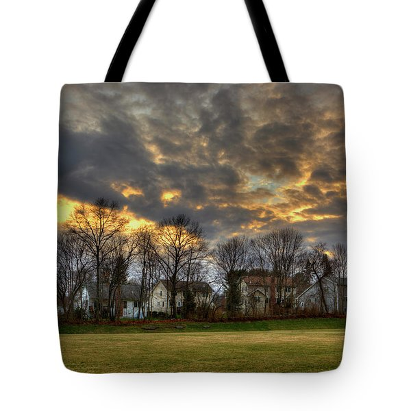 Sunset #9 Tote Bag