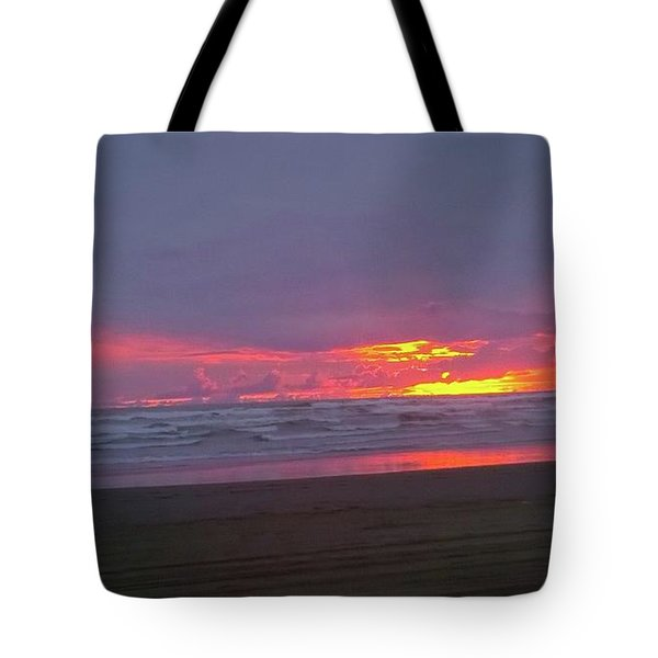 Sunset #9 Tote Bag