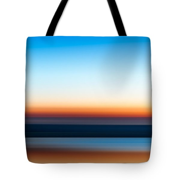 Sunset At Ottawa Lake Tote Bag