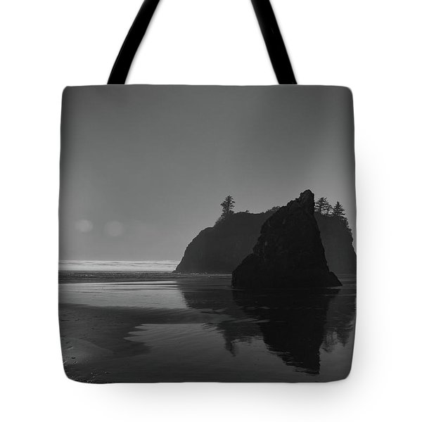 Sunset At Ruby Beach #2 Tote Bag