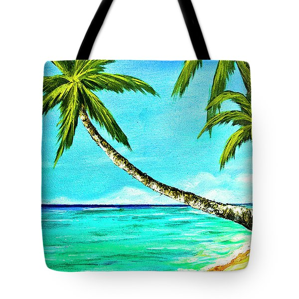 Sunset Beach#370  Tote Bag by Donald k Hall