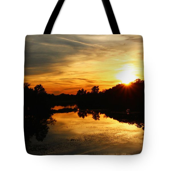 Sunset Bliss Tote Bag