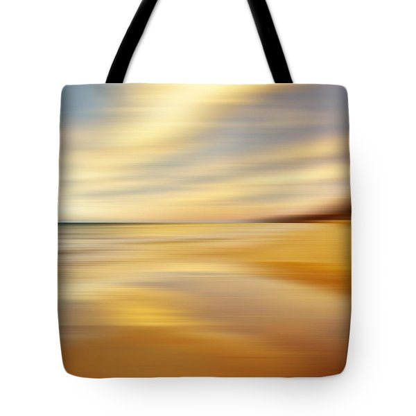 Tote Bag featuring the photograph Sunset Breez'n by Kathi Mirto