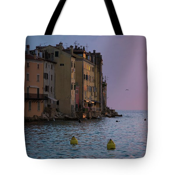 Sunset Colors Tote Bag by Rae Tucker