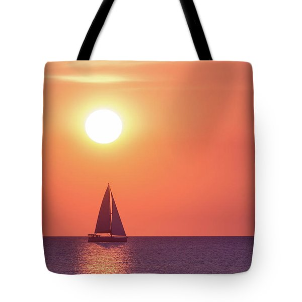 Sunset Dreams Tote Bag