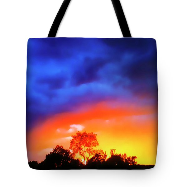 Sunset Extraordinaire Tote Bag