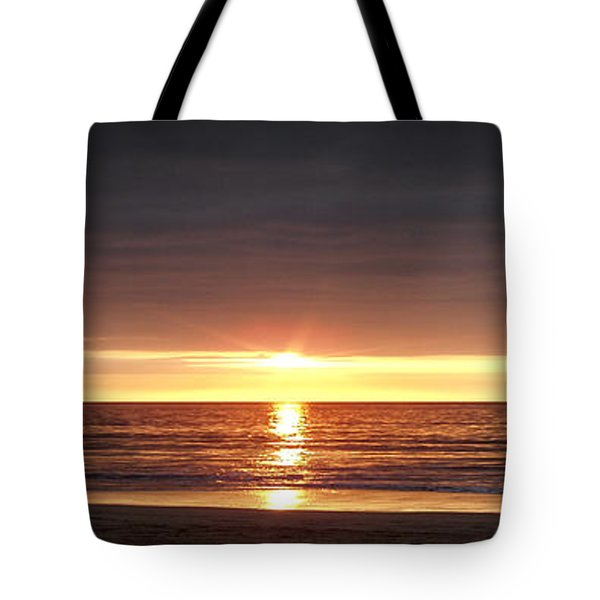Sunset Tote Bag by Gina De Gorna