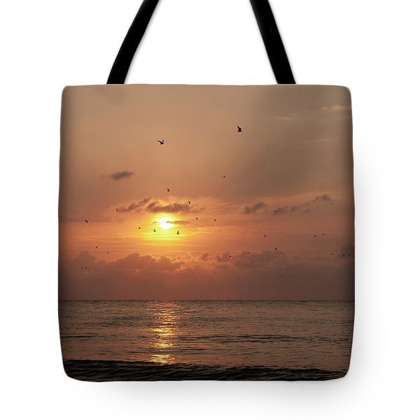 Sunset Florida Tote Bag