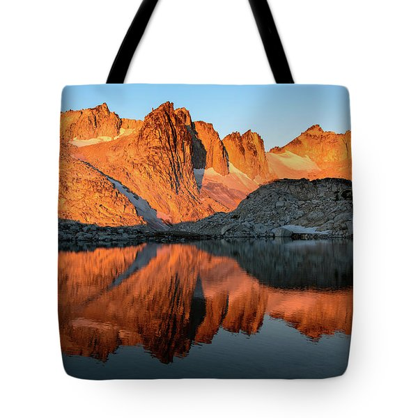 Sunset In The Higher Enchantment Tote Bag