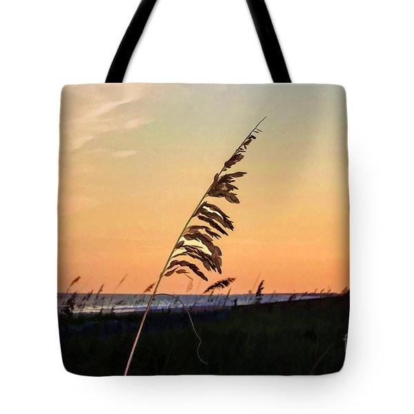 Sunset Memories Tote Bag