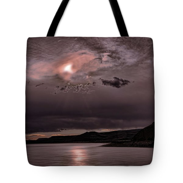 Sunset Near Crested Butte Tote Bag