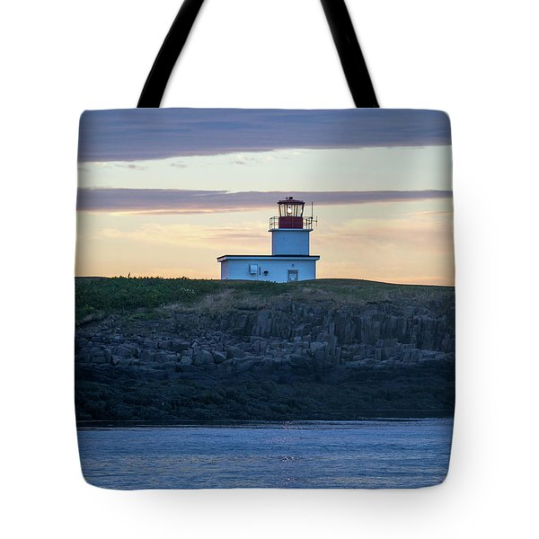 Sunset Nova Scotia  Tote Bag
