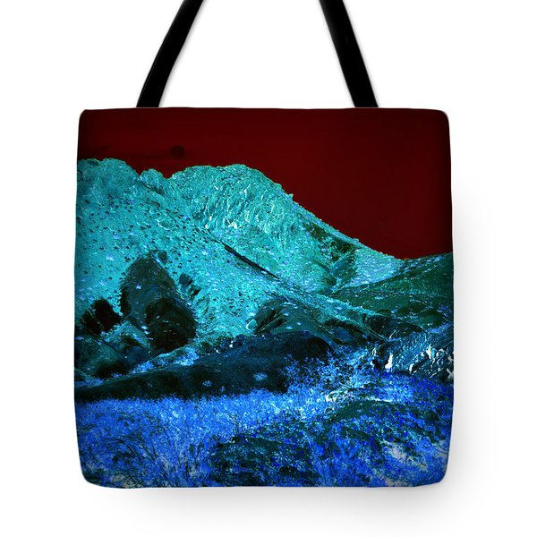 Sunset On Qo'nos Tote Bag