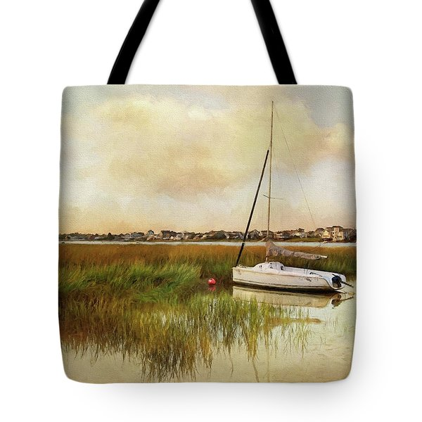Sunset On The Basin Tote Bag
