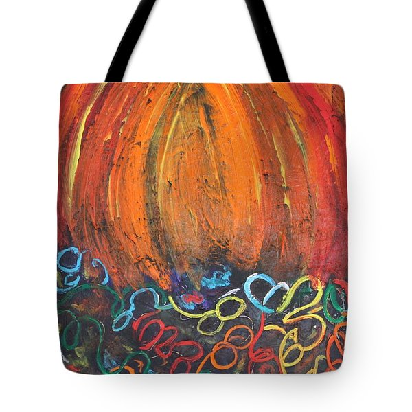 Sunset Over Key West Tote Bag