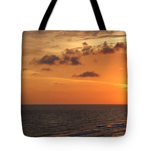 Sunset Panama City Florida Tote Bag