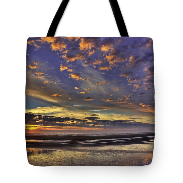 Sunset Paradise  Tote Bag