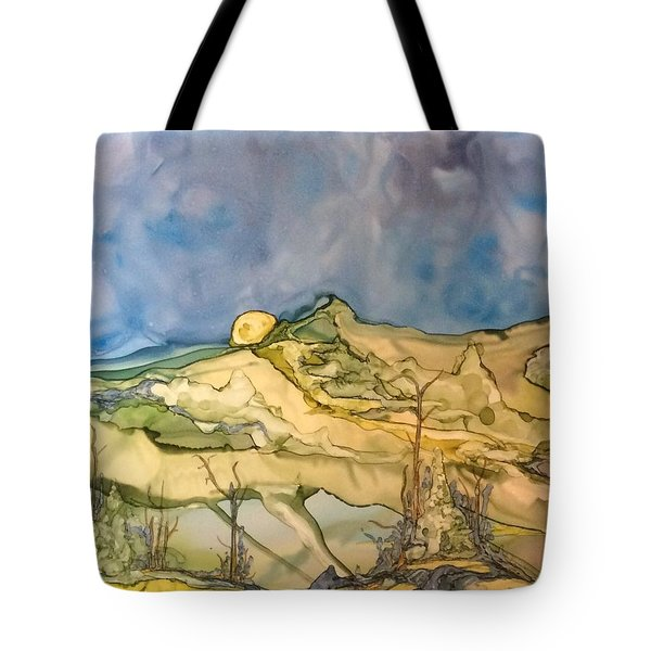 Sunset Tote Bag by Pat Purdy