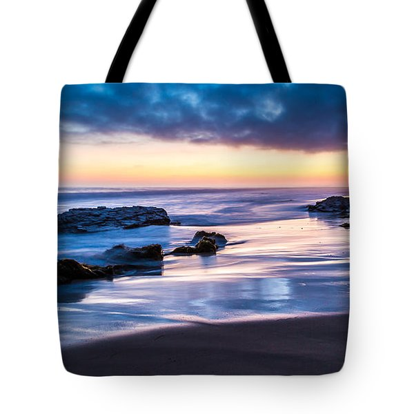 Tote Bag featuring the photograph Sunset Shine by Jason Roberts